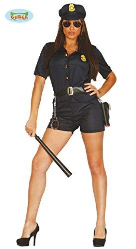Costume Poliziotta, Taglia Unica