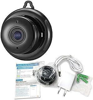 1080p HD Mini Ip Wifi Camera, Draadloze Wifi IP Home Security Cam, Beveiliging Dvr Vision Camera, Geschikt voor Thuis, Kan...