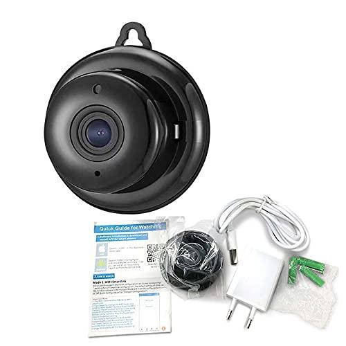 Cámara de seguridad inalámbrica IP IP de 1080p, cámara de seguridad para el hogar, cámara de seguridad Dvr, apta para el hogar, oficina, dormitorio, sala de estar