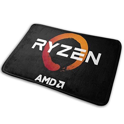 Pc CP CPU Uprocessor AMD Ryzen Geek Programmer Tees Gaming Camiseta Computer Zen Periph Summer Style Alfombra Alfombra