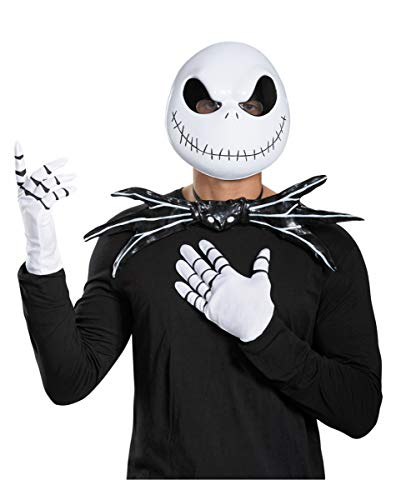 Horror-Shop Conjunto De Disfraces De Jack Skellington