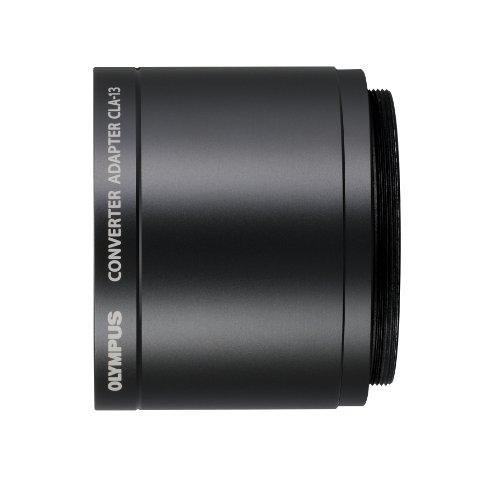 Olympus v3221300W000Adapter für Olympus Stylus 1(schwarz)