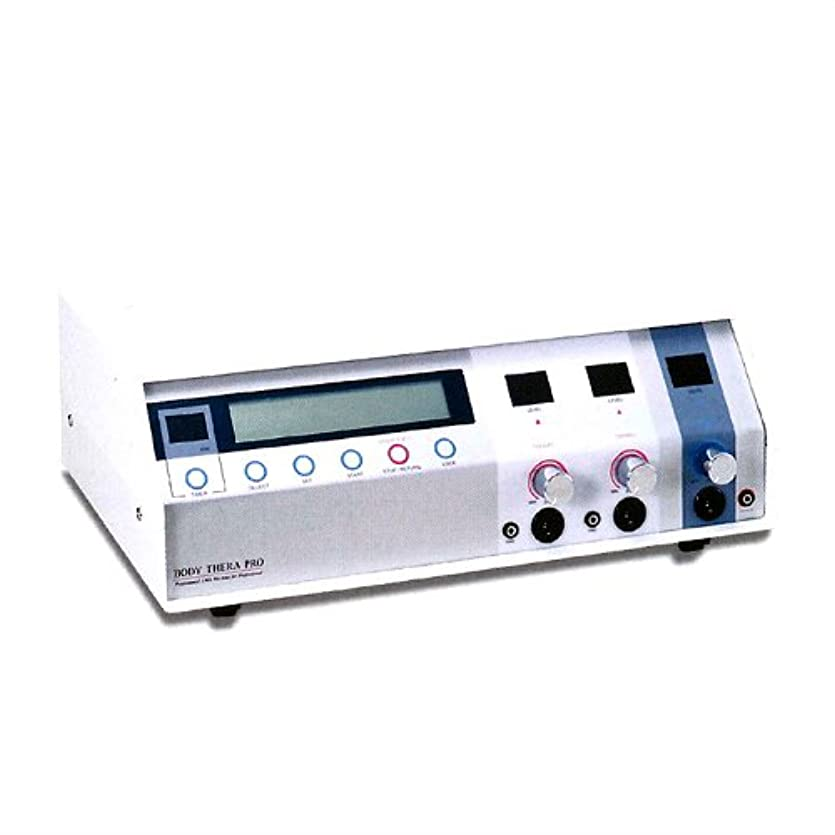 斧これまで道を作る回転式ポイント通電電流刺激美容器 伊藤超短波 ボディセラプロ