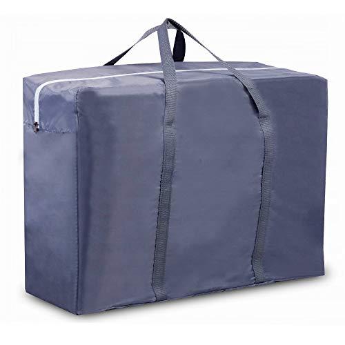 Baby Reisebett Beistellbett Babybett klappbar grau beige Mädchen Jungen Bassinet Traveler mit Moskitonetz, Matratze und Tasche - 5