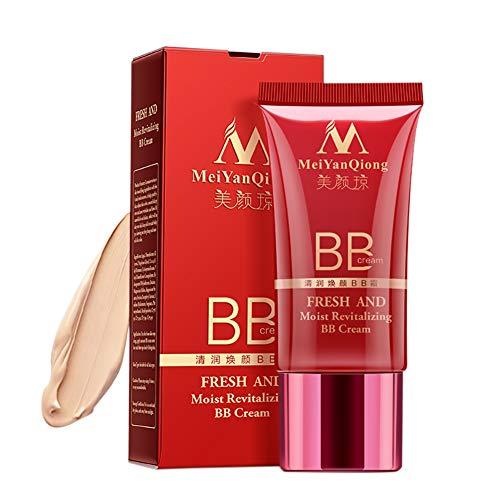 ARTIFUN Maquillage pour le visage revitalisant BB crème fraîche et moelleuse blanchissant cache-cernes compact
