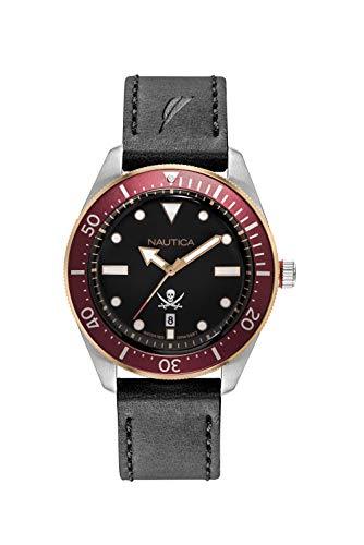 Nautica Reloj para Unisex Adultos de Cuarzo NAPHCP904
