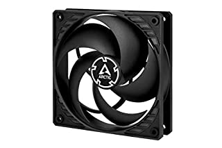 ARCTIC P12 PWM PST - 120 mm Case Fan with PWM Sharing Technology (PST), Pressure-optimised, Quiet Motor, Computer, Fan Speed: 200-1800 RPM - Black/Black (B07GJGF56L) | Amazon price tracker / tracking, Amazon price history charts, Amazon price watches, Amazon price drop alerts