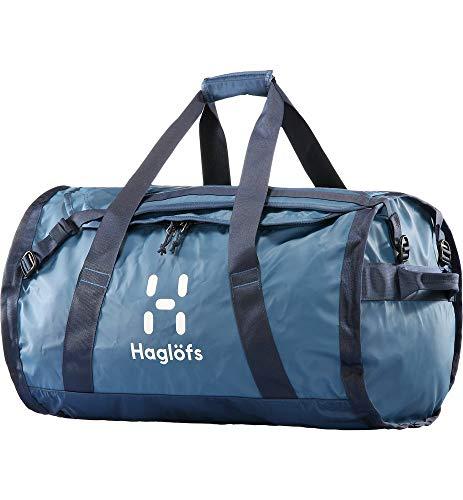 Haglöfs Sporttasche Haglöfs Unisex Sporttasche Lava 90 Smarte Details Blue Ink/Tarn Blue 1-Size 1-Size
