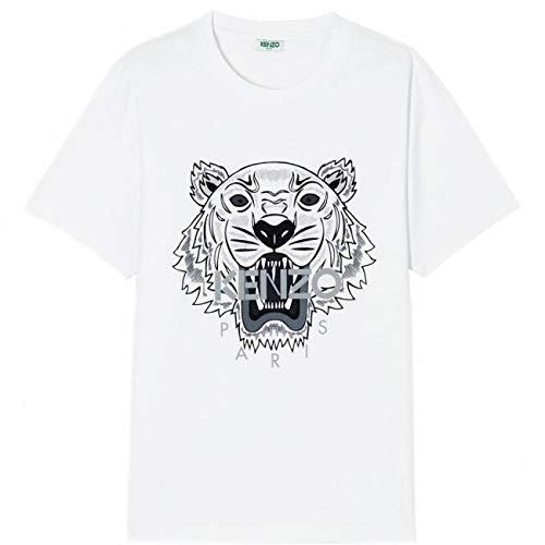 Kenzo Tiger - Camiseta blanco XL