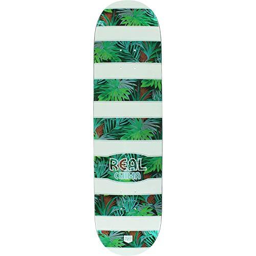 Real Ferguson Tropics Skateboard-Deck 8.06 lp-Mellow w/Mob Grip