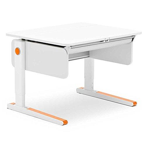 Moll Champion compact Schreibtisch in Weiß