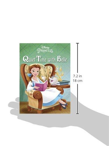 Quiet Time with Belle (Disney Princess)