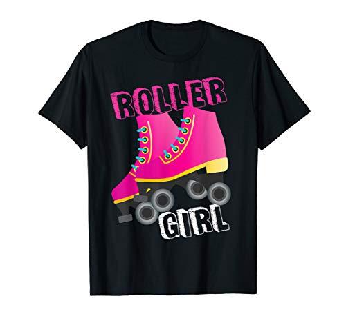 Rollschuh Shirt Lustig Rollschuhe Geschenk Rollschuhfahrerin T-Shirt