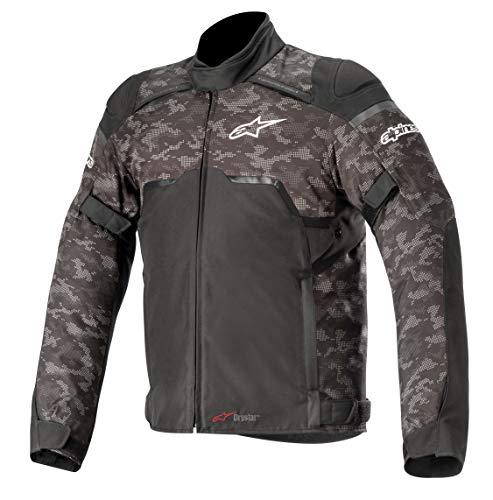 Alpinestars Hyper Drystar Motorrad Textiljacke Camouflage XL