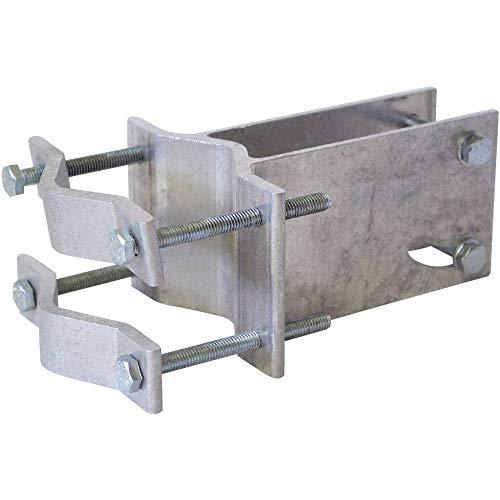 TechniSat An-Rohr-Fitting (zur Befestigung an Mast oder Rohr für DigiDish 33/45 / SATMAN 33/45)