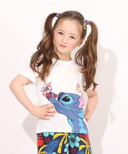 BABYDOLL(ベビードール)ディズニー ソーラーマジックTシャツ 5265K 120cm スティッチ