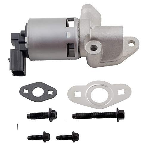 BOXI EGR Exhaust Gas Recirculation Valve Compatible with Jeep Wrangler Chrysl-er Town & Country VW Routan Dodge Grand Caravan EGR1909 4861674AB
