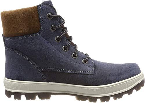 Superfit Jungen Tedd Stiefel, Blau (Blau_94), 40 EU