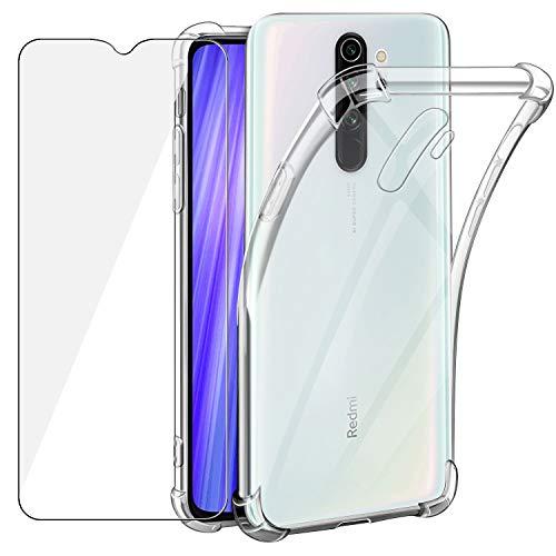 xiaomi redmi note 8 pro protector pantalla gel