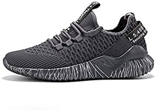 SKLT Lover Casual Women Trainers Ultra Light Sneakers Breathable Men Running Shoes Basket Fly Weave Mesh Unisex Jogging Walking Shoes