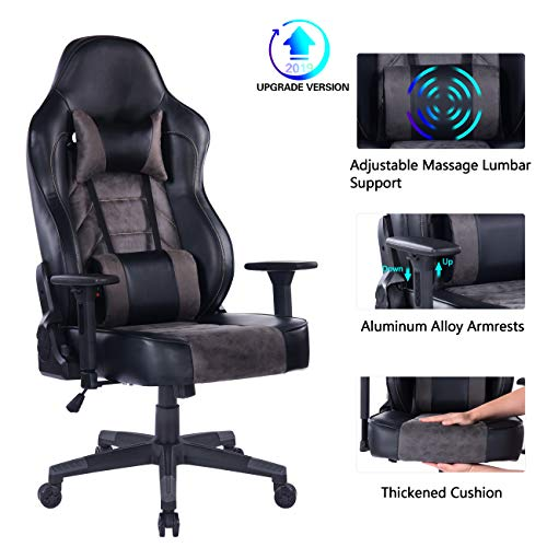 Gaming Chair (8291Black)