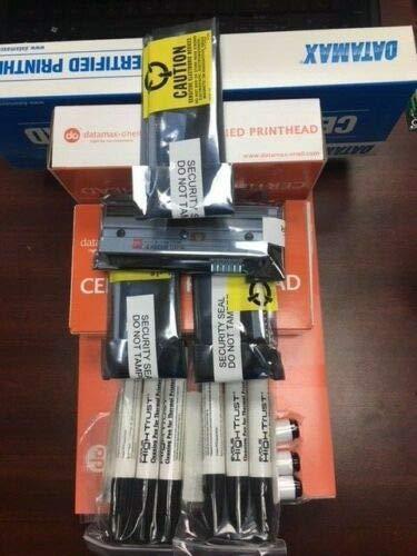 10 Rotoli 52mm x 25mm Etichette termica diretta compatibili per Zebra GK420d GK420t GC420d GX420d GX420t GC420t GX430t GT800 LP2844 TLP 2844 Citizen CL-S521 CL-S621 CL-S631 2000 Etichette per Rotolo