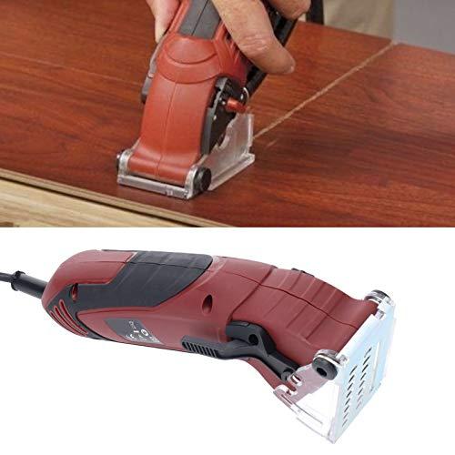 Mini sierra eléctrica, AC230-240V 400W 3700r/min Máquina de corte multifunción Herramienta de...
