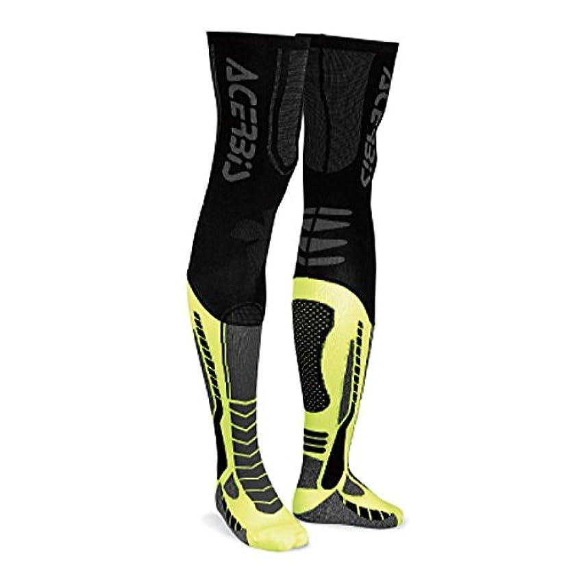 不信所有者労働ACERBIS(アチェルビス) LEG PRO ソックス AC-21693 イエロー 、S-M(24.5-26.0)