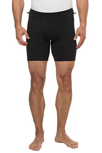 VAUDE Men's Bike Innerpants III sous-Pantalon pour Les Sports Cyclistes Homme, Black, FR (Taille Fabricant : XL)
