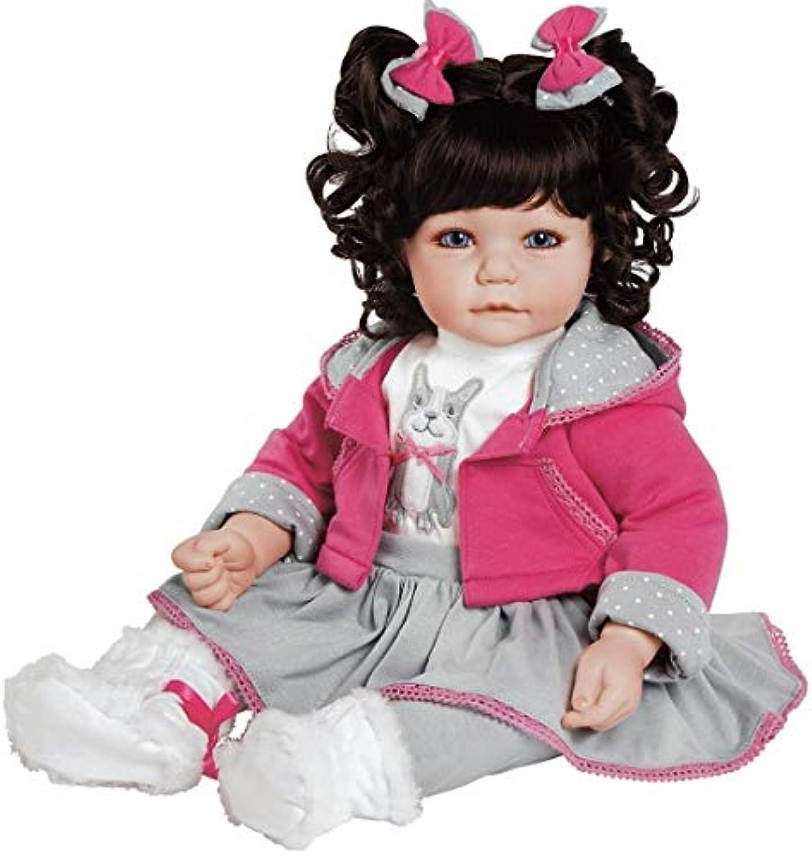 Adora Toddler puppy pink 51 cm