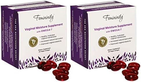 Restore Femininity Vaginal Moisture Supplement 60 ct 2 Pack product image