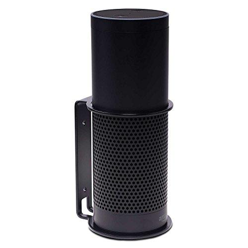 Vebos wandhouder, Amazon Echo zwart - hoge kwaliteit en een optimale ervaring in elke kamer - u kunt uw Amazon ECHO precies waar u maar wilt - twee jaar garantie