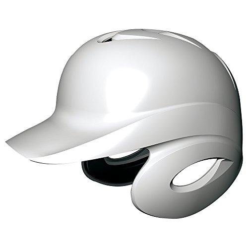 SSK(エスエスケイ) 野球 軟式用両耳付きヘルメット H2500 ホワイト(10) Lサイズ
