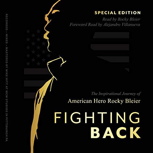 Fighting Back Audiobook By Rocky Bleier cover art