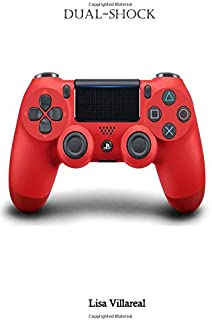 Dual-Shock: 4 Wireless Controller for PlayStation 4 - Magma Red
