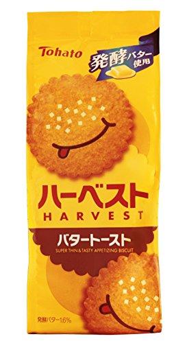 東ハト ハーベストバタートースト 8包(100g)×12袋