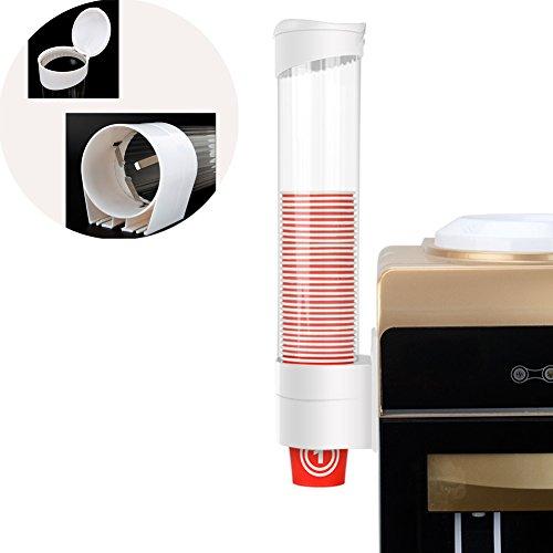 Dispensador de vasos de papel UxradG , dispensador de vasos de plástico