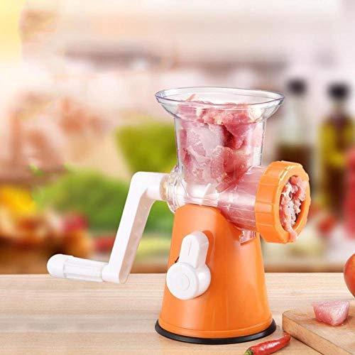 NIUPAN Handleiding Vleesmolen Pastamaker Roestvrij staal Huis Keuken Fruit Groente Chopper Vleesmolen Klysma Machine Keukenmachines