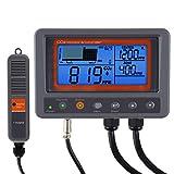Giorno e Notte CO2 Monitor e Controllore con Relè Funzione, NDIR CO2 Remoto Sensore