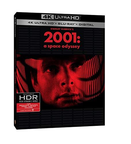 2001: A SPACE ODYSSEY (4K UHDBD)...
