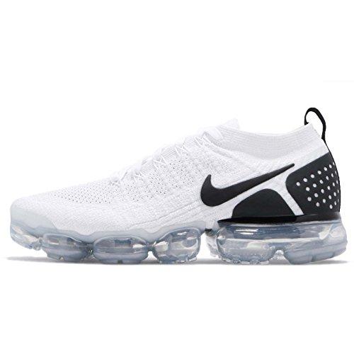 Nike Mens Air Vapormax Flyknit 2 Dark Grey/Black Flyknit Size 9.5
