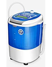 Clikon Automatic washing machine 2.5 Kg,Top Load, Multi Color, CK607-N