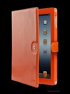 Sena Leather Folio II Case for iPad 3G - Orange (818811)
