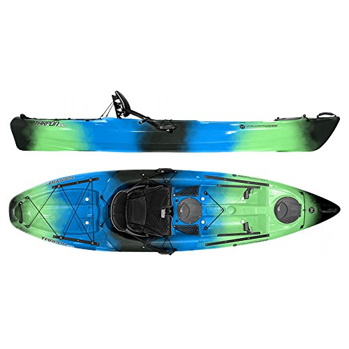 Wilderness Systems 9750105142 Tarpon 100 Kayaks, Galaxy, 10'
