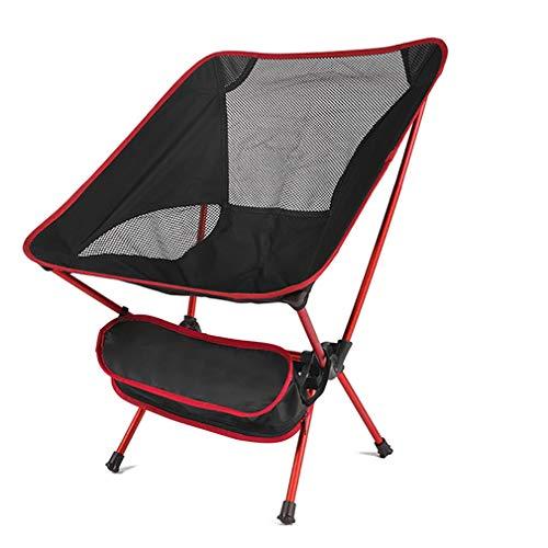 Tragbare Gartenstuhl Folding Wandern Sitz, Ultraleicht Möbel Stuhl mit beweglicher Tasche, Leicht Sitz für Abenteuer Angeln Strand Picknick Camping,C