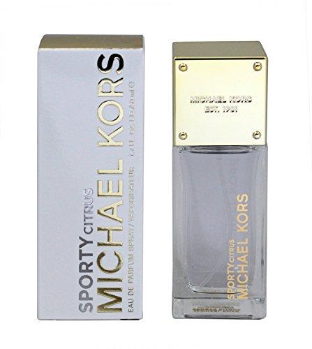 Michael Kors Sporty Citrus Eau de Parfum Spray for Women, 1.7 Ounce