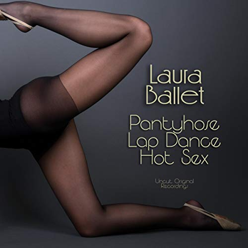 Pantyhose Lap Dance Hot Sex audiobook cover art