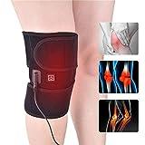 Artritis eléctrica Alivio del dolor en la rodilla Alivio del masajeador, apoyo con masaje, tratamiento de calefacción por infrarrojos para aliviar la articulación de la rodilla