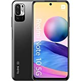 Redmi Note 10 5G Smartphone Dual 5G SIM RAM 4GB ROM 128GB 90Hz 6.5' DotDisplay 48MP Triple Cámara...
