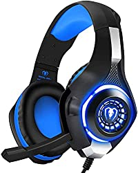 cheap BlueFire Professional 3.5mm for PS4 gaming headset with microphone and LED light for PlayStation …